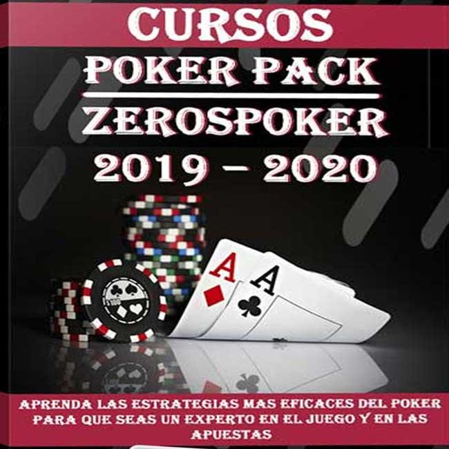 Cursos Poker Pack Zerospoker 2019 2020 Descargable